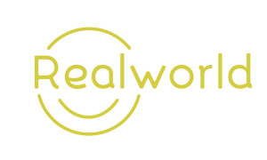 Real World logo bu Long Arm Design