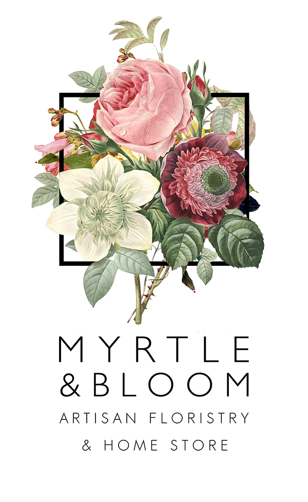 Myrtle & Bloom logo