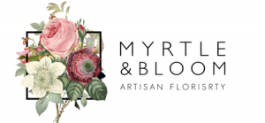 myrtle and bloom logo